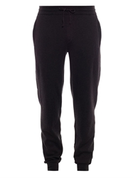 Dolce And Gabbana Cashmere And Silk Blend Track Pants