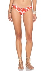 Beach Riot X Revolve Fauna Bottom White