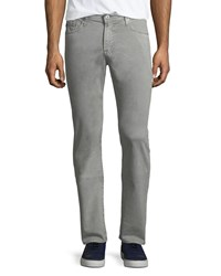 Ag Adriano Goldschmied Graduate Sud Tailored Jeans Sulfur Light Pave