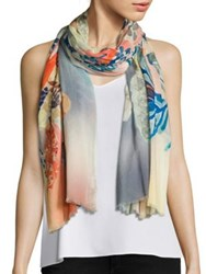 Tilo Paradise Cotton And Modal Scarf