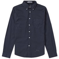 Gant Rugger Archive Oxford Shirt Blue