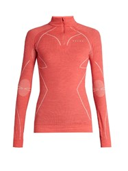 Falke High Neck Performance Top Pink
