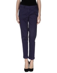 Rossopuro Casual Pants Blue