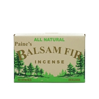 Balsam Fir Incense Old Faithful Shop