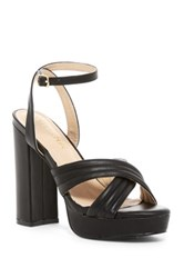 Liliana Algan Platform Sandal Black