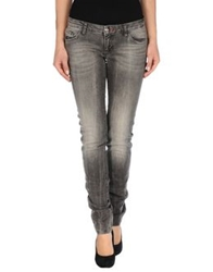 Philipp Plein Denim Pants Grey