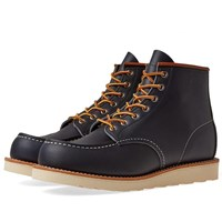 Red Wing Shoes 8859 Heritage Work 6 Moc Toe Boot Blue