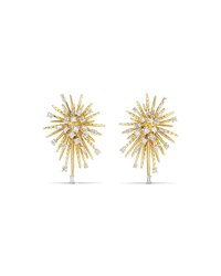 David Yurman Supernova Spray Climber Earrings