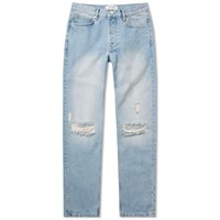 Soulland Erik Distressed Jean Blue