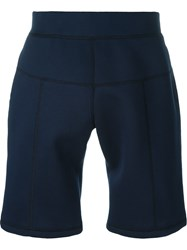 Christopher Kane 'Scuba' Shorts Blue