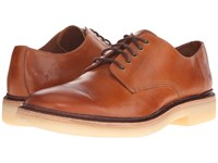 Frye Luke Oxford Caramel Vintage Veg Tan Men's Shoes Brown