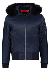 Urban Classics Winter Jacket Navy Dark Blue