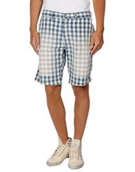 Uniform Bermudas Blue
