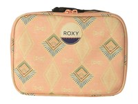 Roxy Daily Break Lunch Bag Peach Nectar Sunset Diamond Wallet Yellow