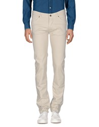 Roy Rogers Roger's Casual Pants Ivory