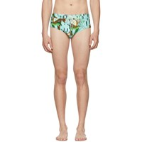 Loewe Blue Paula's Ibiza Edition Mermaid Bathing Suit