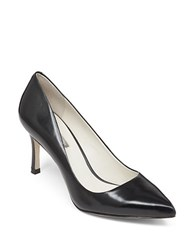 Bcbgeneration Pinni Leather Pumps Black