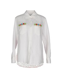Forte Couture Shirts White