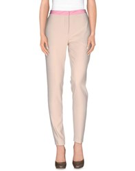 Ki6 Who Are You Trousers Casual Trousers Women Beige