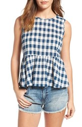 Current Elliott Women's The Peplum Tank