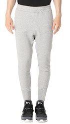 Apl Athletic Propulsion Labs French Terry Jogger Pants Grey