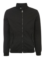 Label Lab Dover Harrington Jacket Dark Navy