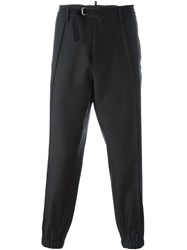 Dsquared2 Evening Jogging Trousers Black