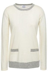 Madeleine Thompson Wool And Cashmere Blend Sweater Ivory
