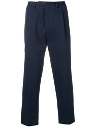 Golden Goose Deluxe Brand George Trousers Blue