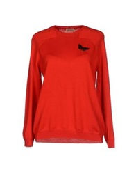 Ndegree 21 Sweaters Red