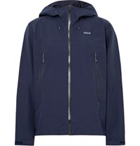 Patagonia Cloud Ridge Waterproof Ripstop Hooded Jacket Navy
