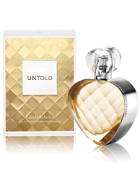 Elizabeth Arden Untold Eau De Parfum Spray 1 Oz Limited Edition No Color