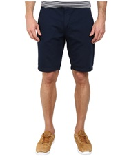 7 For All Mankind Chino Shorts Navy Men's Shorts