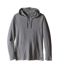 Rvca Pick Pullover Knit Ii Grey Noise Men's Clothing Gray
