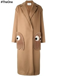 Anya Hindmarch Ghosts Coat