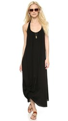 9Seed Antigua Cover Up Dress Black