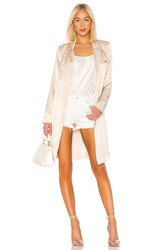 Cami Nyc The Georgia Coat Cream