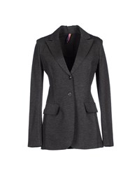 Imperial Star Imperial Suits And Jackets Blazers Women Steel Grey