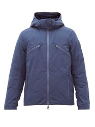 Nobis Oliver Reversible Down Filled Hooded Jacket Navy