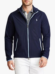 Ralph Lauren Polo Golf Stretch Packable Anorak French Navy