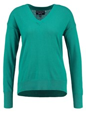 Banana Republic Klima Jumper Emerald Green