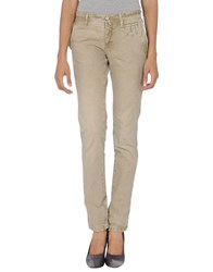 Pt0w Trousers Casual Trousers Women Military Green