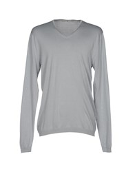 Become Sweaters Light Grey