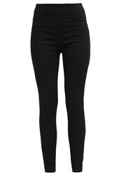 Dorothy Perkins Eden Slim Fit Jeans Black Black Denim