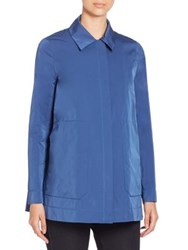 Lafayette 148 New York Couture Cloth Stella Jacket Aegean