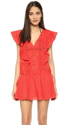 Parker Antigua Cover Up Red