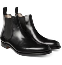 Church's Houston Leather Chelsea Boots Black