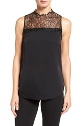 Classiques Entierr Women's Entier Lace And Stretch Silk Shell