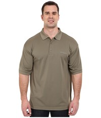Columbia Perfect Cast Polo Extended Sage Men's Clothing Green