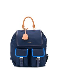 Tory Burch Perry Colour Block Backpack 60